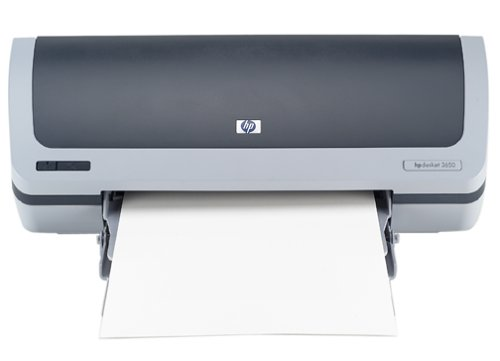 HP DeskJet 3650 Color Inkjet Printer