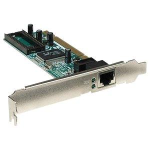 INTELLINET 32-Bit PCI V2.2/2.1/2.0 Gigabit PCI Network Card (522328)