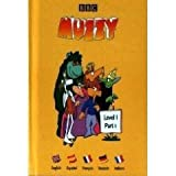 BBC Muzzy DVD-Book 10: Level II Part 4! Multilingual language course: Language Games and Exercises, (CD-ROM)