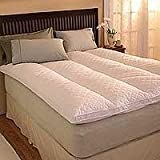 Pacific Coast® Euro Rest® Feather Bed King 76x80 Inch