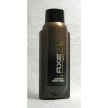 Axe Dual 2 In 1 Shampoo + Conditioner, Travel Size, 1.7-Ounce Bottle (Axe Travel Shampoo Conditioner compare prices)