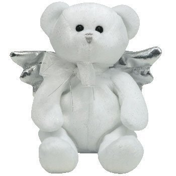 ty-beanie-babies-jubilant-bear-silver-cracker-barrel-exclusive-by-ty