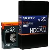 SONY  BCT-22HD  HDCAMテープ  スモールカセット  22分  10本セット