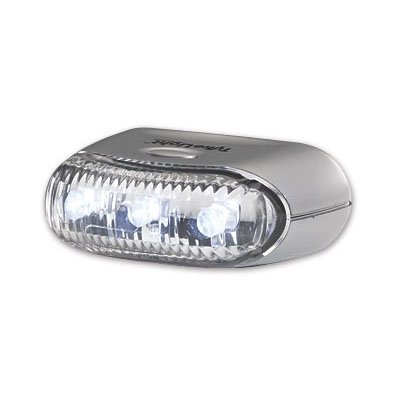 Ravx Flash X White LED Bicycle Headlight - L04W7