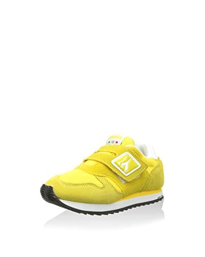 Diadora Zapatillas K-Run S Jr Amarillo