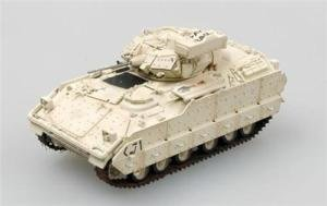 EM35055 Easy Model 1:72 - M2A2 pre built tank model