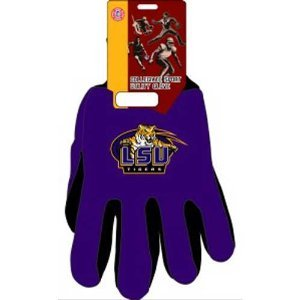 LSU Two-Tone Gloves at Amazon.com