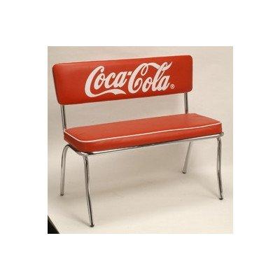 コカ・コーラ ベンチシート ダイナー Coke Coca-cola BENCH SEAT DINER 120C