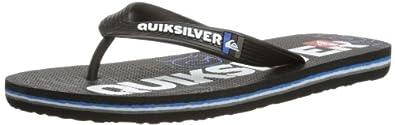 Quiksilver Boys Little Molonitro B Sandals EQBL100014 Black 28 EU/10 UK Child