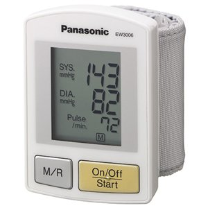 Cheap Panasonic Wrist Blood Pressure Monitor Panasonic Wrist Blood Pressure Monitor (PRA7316059)