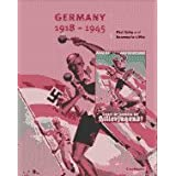 Germany 1918-45 (Cambridge History Programme Key Stage 4)by Paul Grey