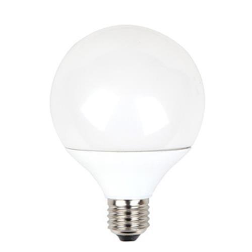 V-TAC 4276 VT-1893 - Lampadina a forma di globo LED E27, 10 W, 240 V, 50/60 Hz, colore: Bianco caldo