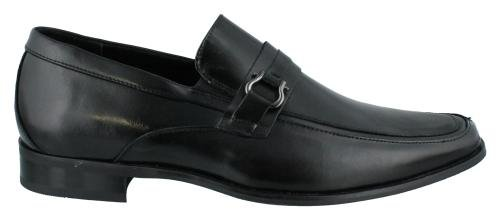 Stacy Adams Men's Somerset Slip-On,Black,9.5 W US