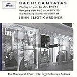 Bach: Cantata Pilgrimage (Kantaten BWV 94, 168, 105)