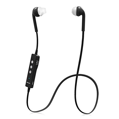 New Shop Genuine Bluedio Energy S2 Sports Bluetooth Wireless Sweatproof Earbuds Headset (Black)
