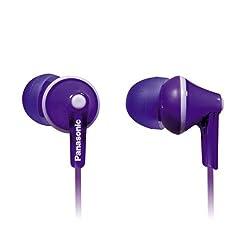 Panasonic Setero Headset ERGO RP-TCM125 Violet