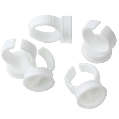 niceeshoptm-1-bag100pcs-rings-and-tattoo-pigment-holder-disposible-cup-set-whitelarge-size-