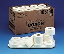 Johnson & Johnson COACH Athletic Tape - Pack of 32 by Johnson & Johnson