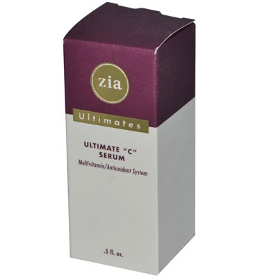 ZIA Ultimates C Serum - 0.5 fl oz ZIA Ultimates C Serum - 0.5 fl oz
