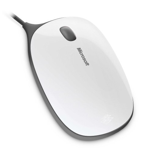 Microsoft Express Mouse - Gray