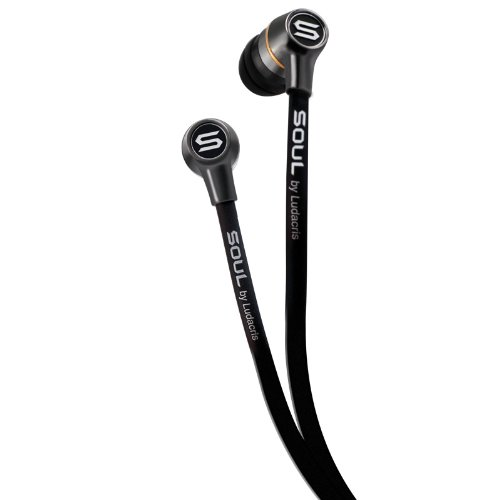Soul By Ludacris Sl49 Ultra Dynamic In-Ear Headphones (Discontinued By Manufacturer)