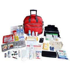 EX サバイバルローラーバッグ レディース 女性消防士が作った女性の必需品ための女性用避難バッグ