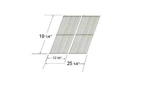 Jenn Air Stainless Steel Gas Grill front-73723