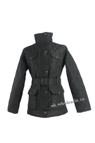 NEW LADIES QUILTED ENGLISH HERITAGE COUNTRY JACKET