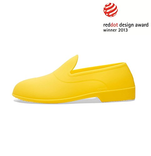 """COVY'S Urban Life """"citrus"""" BASIC SET (scarpe protezione, scarpe con cover, galosh) (42-44 EU / Misura M (UK 8.0-9.5; US 9.0-10.5))"""
