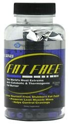 APPLIED NUTRICEUTICALS FAT FREE 90 CAPSULES