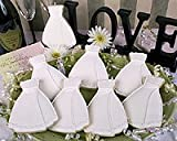 Wedding Gown Sugar Cookie Favors