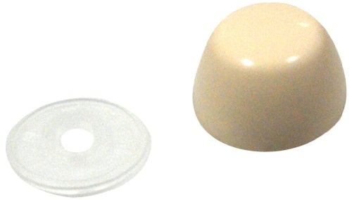 Toto THU044-03 Bolt Cap and Base for All Models Bidet and Toilet, Bone