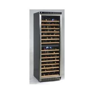 Avanti WCR682SS2 24 Freestanding Wine Cooler 160-Bottle Capacity, Double Glass Door