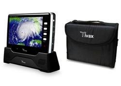 HiRez Portable 7 inch Digital TV Combo