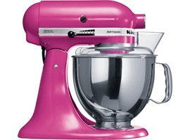 31XQfMWnQsL KitchenAid Artisan Stand Mixer Cranberry
