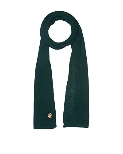 Roberto Cavalli Schal waldgrün