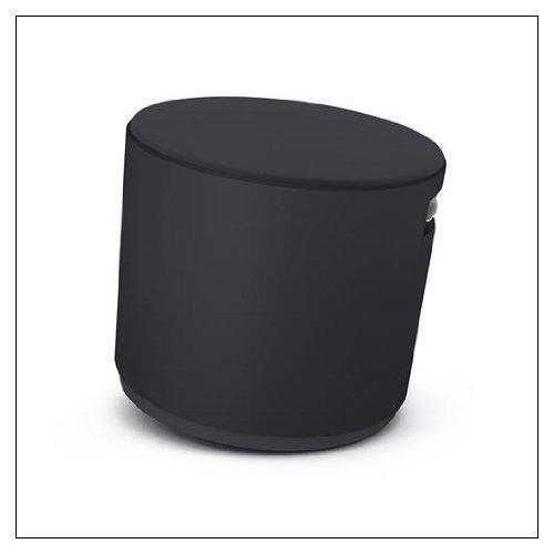 616639741377 turnstone buoy stool black base tornado buzz2 upholstery buzz2 upholstery fabric