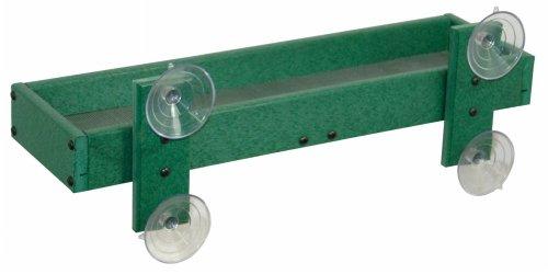 Cheap Stonewood feeders Window Mount Tray – Green (win tray-green)