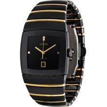 Rado Sintra Black Diamond Dial Ladies Watch R13724711