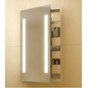 com electric mirror ascension asc2330 lighted medicine cabinet