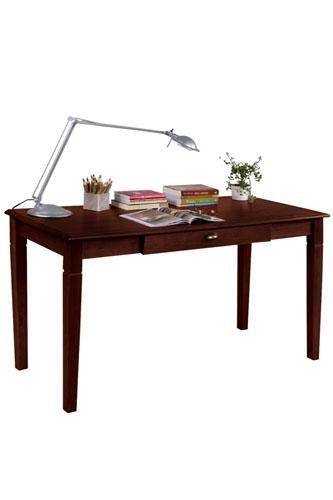 Buy Low Price Comfortable Burnham Large Computer/writing Desk (B000E1HPA8)