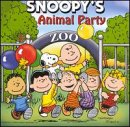 echange, troc Various Artists - Snoopy's Classiks: Animal Party