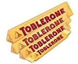 Toblerone Milk Chocolate Bar (20 x 50g)