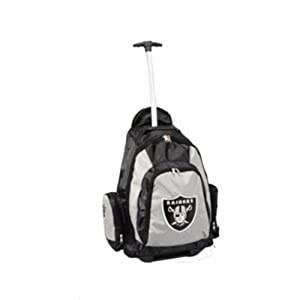 Kr NFL Single Roller Oakland Raiders Bowling Bag by KR