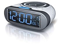 jWin JL-CD811 CD Clock Radio