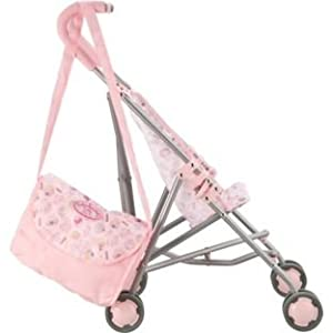 Baby Annabell Stroller Set: Amazon.co.uk: Toys & Games