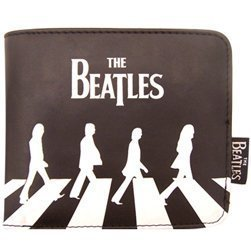 the beatles abbey road noire portefeuille anniversaire no l cadeau f te des p res. Black Bedroom Furniture Sets. Home Design Ideas