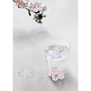 100% SAKURASAKU glass Tumbler 桜色 GG-02G [サクラサクグラス タンブラー]木箱入り