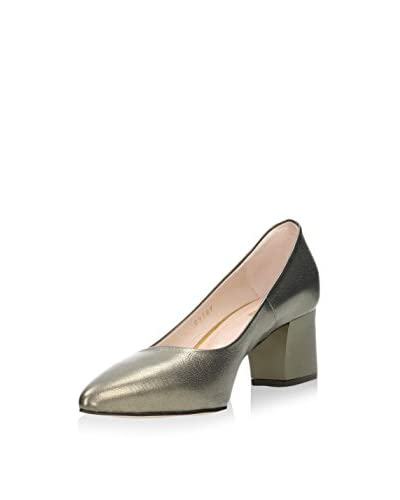 GINO ROSSI Pumps oliv