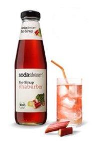 Soda Club Rabarber Bio-Sirup